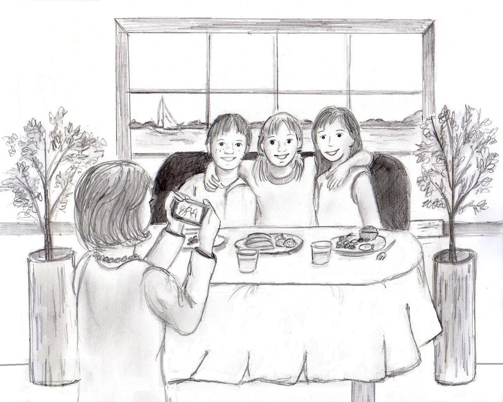 final 14 - friends scene
