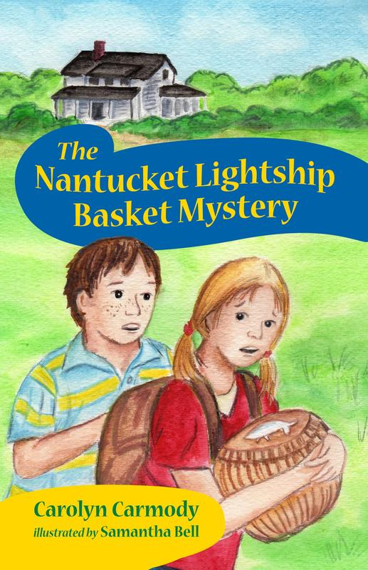 Nantucket Lightship Basket Mystery