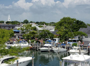The Nantucket Boat Basin